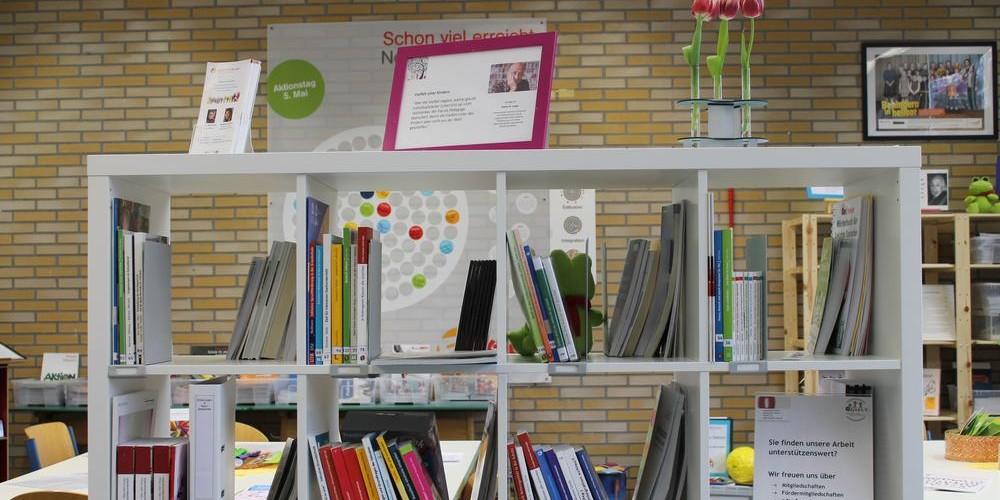 MaterialCaféS: Deutsch und Mathe im gemeinsamen Lernen in der Grundschule