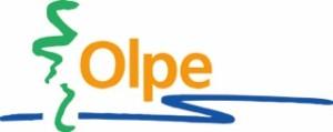 olpe logo hohe qualität weißer Hintergrund